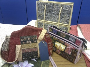 bags by by Frodsham Patchwork Group